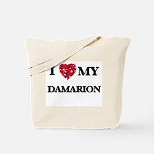 I love my Damarion Tote Bag