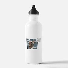 Cute Hump day camel Water Bottle