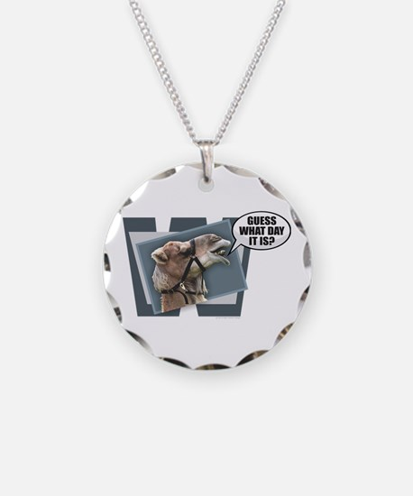 Funny Camels Necklace