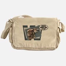 Cute Hump day Messenger Bag