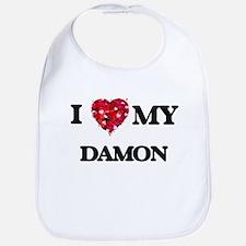 I love my Damon Bib