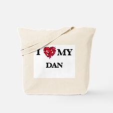 I love my Dan Tote Bag