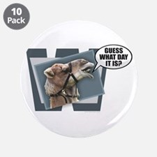 """Cute Hump day 3.5"""" Button (10 pack)"""
