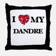 I love my Dandre Throw Pillow