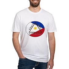 Eskrima decal black stroke T-Shirt