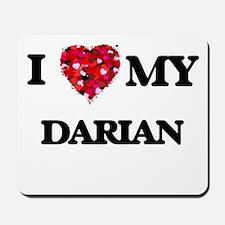 I love my Darian Mousepad