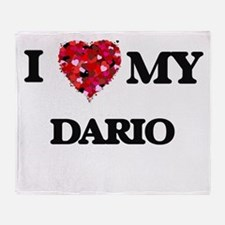 I love my Dario Throw Blanket