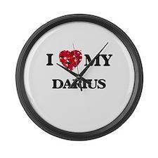 I love my Darius Large Wall Clock