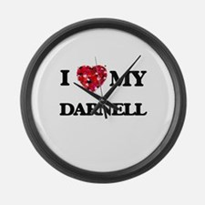 I love my Darnell Large Wall Clock
