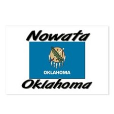 Nowata Oklahoma Postcards (Package of 8)