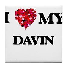 I love my Davin Tile Coaster