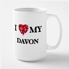 I love my Davon Mugs
