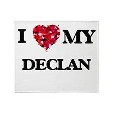 I love my Declan Throw Blanket