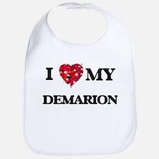 I love my Demarion Bib
