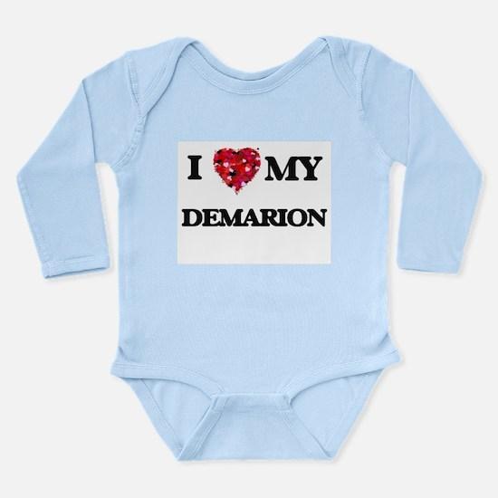 I love my Demarion Body Suit