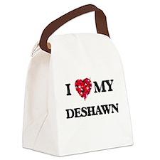 I love my Deshawn Canvas Lunch Bag