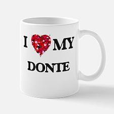 I love my Donte Mugs