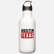 Austin Texas Water Bottle