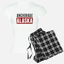 Anchorage Alaska Pajamas