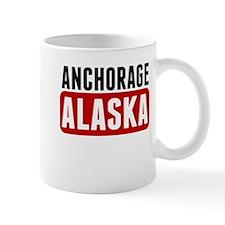 Anchorage Alaska Mugs