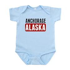 Anchorage Alaska Body Suit