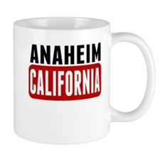 Anaheim California Mugs