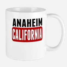 Anaheim California Mugs