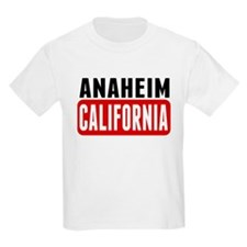 Anaheim California T-Shirt