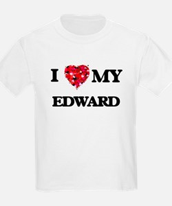 I love my Edward T-Shirt