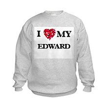 I love my Edward Sweatshirt