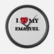 I love my Emanuel Large Wall Clock