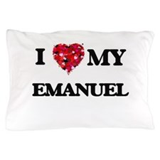 I love my Emanuel Pillow Case