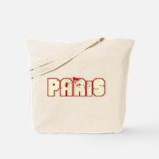 Paris Shot Tote Bag