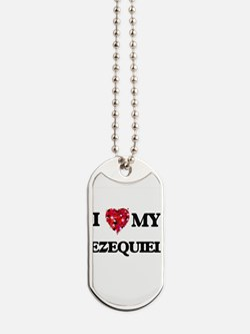 I love my Ezequiel Dog Tags