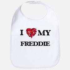 I love my Freddie Bib