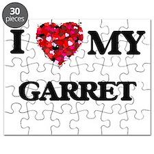 I love my Garret Puzzle