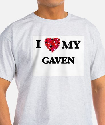 I love my Gaven T-Shirt