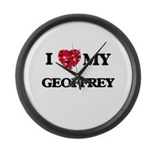 I love my Geoffrey Large Wall Clock