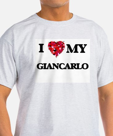 Unique Giancarlo T-Shirt