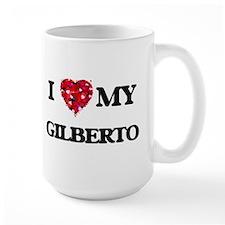 I love my Gilberto Mugs
