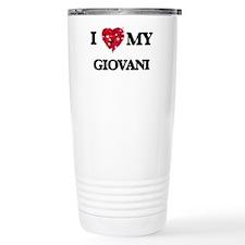 I love my Giovani Travel Mug
