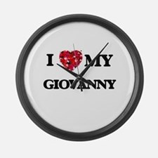 I love my Giovanny Large Wall Clock