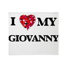 I love my Giovanny Throw Blanket
