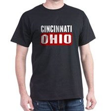 Cincinnati Ohio T-Shirt