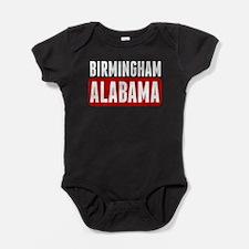 Birmingham Alabama Baby Bodysuit