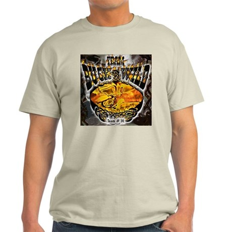 Team Buck Wild Light T-Shirt