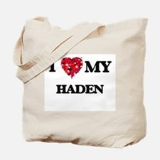 I love my Haden Tote Bag