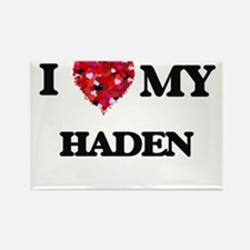 I love my Haden Magnets