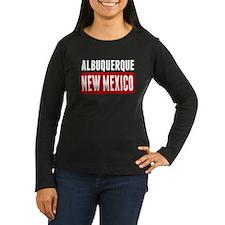 Albuquerque New Mexico Long Sleeve T-Shirt