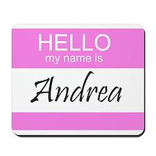 Andrea Mousepad